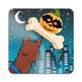 Halloween Scooby Dog 1.0
