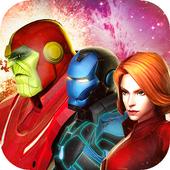 Superheroes vs Super Villains - Real Fighting Game 1.2