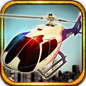 911 City Police Helicopter 3D 1.7