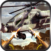 WW2 Helicopter Attack Gunner 1.5