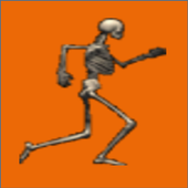 Skeleton Zombie Jump Game 1.3