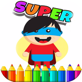 Coloring Pages Hero 5