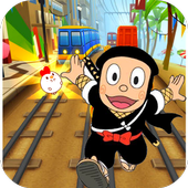 Ninja Subway Run Surfer 1.0
