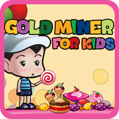 Gold Miner For Kids 1.0.1