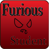 Furious Student - Angry Nerd