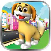 Happy Puppy Run Dog Play Games 1.5