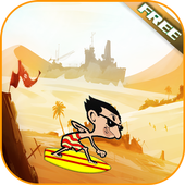 SandBoard mr bean Adventures 1.0