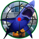 Shooting Sharks Attack 1.0