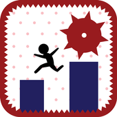 Parkour Man - Awesome Skill Vexation Games 1.4