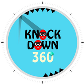 Knock Down: 360 Degree 0