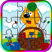 Cute Jigsaw Puzzle Game