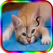 Kittens Jigsaws Puzzle Game