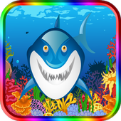 Sea Animal Match Game for Kids