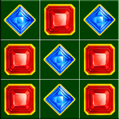 Jewel Tic Tac Toe 1.0