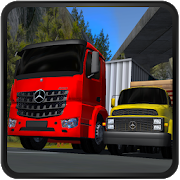 Mercedes Benz Truck Simulator 6.13