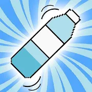 2D Water Bottle Flip 1.0