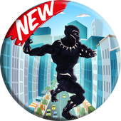 Super panther: heroes fighter & black warriors man 1.0