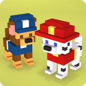 Paw Puppy Patrol Crossy Run 1.0
