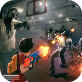 Front battle zombie shooter 1.0