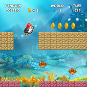 Super Penguin World 1.0
