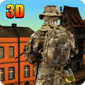 House Attack Commando War 1.0
