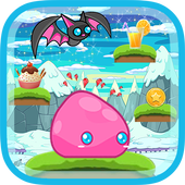 Jelly Slime Jump Games