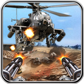 Combat Helicopter Battle: War 1.1