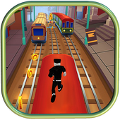 Ninja Runner Subway Surfers Go 1.7