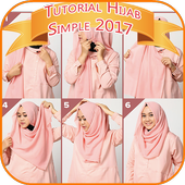 Tutorial Hijab 2017 Simple 3 0 Apk Download Android Lifestyle Apps