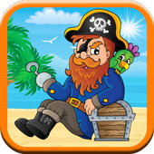 Pirate Games For Kids - FREE! 1.1