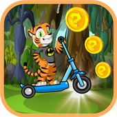 Jungle Tiger Skate 1.0