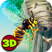 City Insect Wasp Simulator 3D 1.1