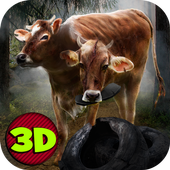 Crazy Mutant Cow Simulator 3D 1.0