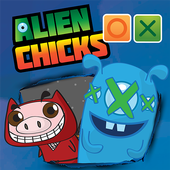 Alien&Chicks: OX (Tic Tac Toe) 1.0