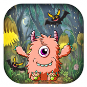 Monster Jungle Run Forest 1.0