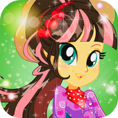 Cute Little Pony Girl Dress Up 3.2