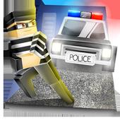 Crossy Cops vs Robber Roads 1.0.2