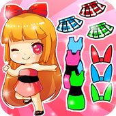 Cute Power Dress Up for Girls 2