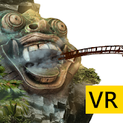 VR Roller Coaster Temple Rider