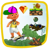 Upin Ipin : Super upin Adventure 1