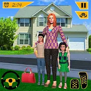 Family Nanny Mom's Helper Mother Simulator 1.2