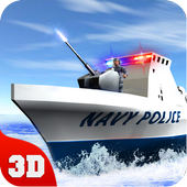 Navy Police Speed Boat Sim 3D 1.0