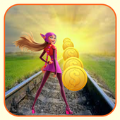 Temple Train Runner for kid 1.0
