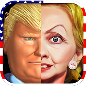 Trump vs Hillary Clicker Craze 1.0