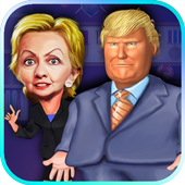 Crazy Clicker Trump vs Hillary 1.2