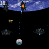 Spaceship Game Terran Enemy 1.5.1