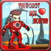 the robot boy skater 1.0