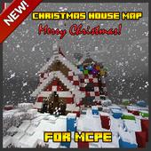 Creation Christmas House for Minecraft PE 1.0