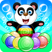 King Panda Bubble Pop 3.1