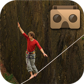 VR Rope balance : Walk on rope 1.0